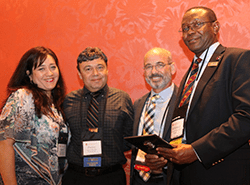 Sherri Ozawa, RN, Pierre Tibi, MD, Nabil Hassan, MD and Nathaniel Usoro, MD